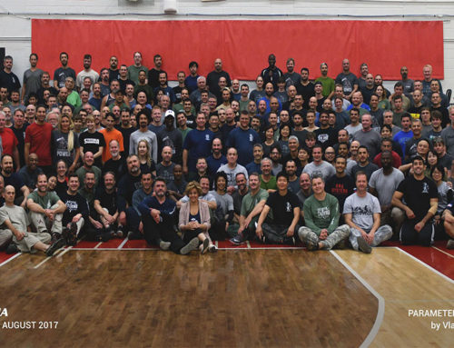 Back from Toronto Systema HQ